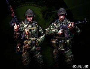 RU-20 Bodyguards