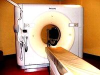 64 slice scanner
