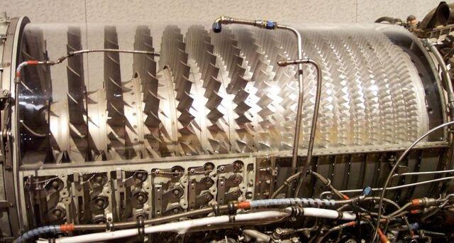 File:Compressor Stage GE J79.jpg