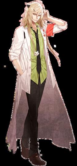 Shiraishi Kageyuki