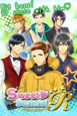 Sweet Scandal R