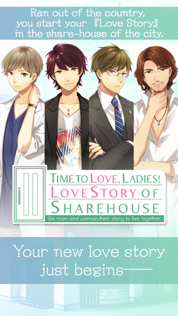 Love Story of Sharehouse