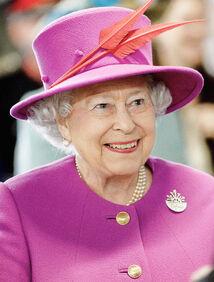 Queen Elizabeth II March 2015