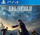 Final Fantasy XV (2016)
