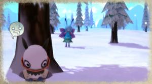 Mission snowpineforest