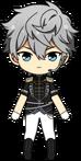 Izumi Sena Duel uniform chibi
