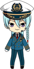 Wataru Hibiki Pilot chibi