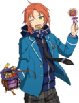 (Sugar Box) Leo Tsukinaga Full Render Bloomed