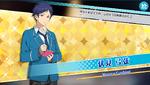 (Artistic Heart) Yuzuru Fushimi Scout CG