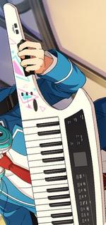 Yuta's Keytar