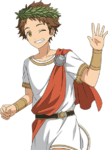 (Achilles) Mitsuru Tenma Full Render Bloomed