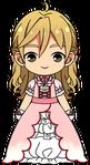 Tomoya Mashiro Princess chibi