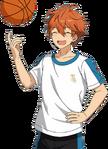 (Basketball Guidance) Subaru Akehoshi Full Render Bloomed