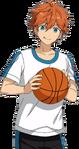(Basketball Guidance) Subaru Akehoshi Full Render