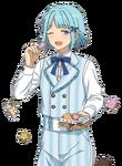 (Lost Alice) Hajime Shino Full Render Bloomed