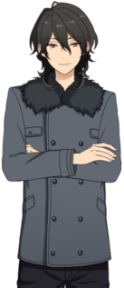 Rei Sakuma Amusement Dialogue Render