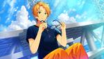 (The Dream of Tomorrow) Makoto Yuuki CG