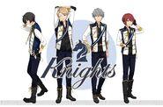 Knights Animate full body