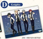 Knights clear poster
