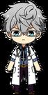 Izumi Sena Doctor uniform chibi