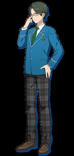 Keito Hasumi 1