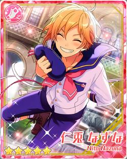 (Color Guard Leader) Nazuna Nito