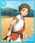 (Achilles) Mitsuru Tenma