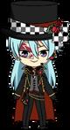 Wataru Hibiki Phantom Thief Chibi