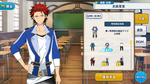 Kuro Kiryu Academy Idol Uniform Outfit