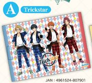 Trickstar clear poster