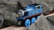 Thomas looking good yo with an egg lamp