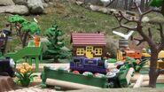 Flora's Village deleted scene