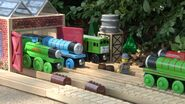 BoCo, Flying Scotsman, Gordon