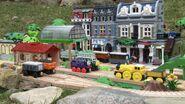 Flora's Village deleted scene Toby