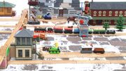 Tidmouth Lift Bridge and Yard