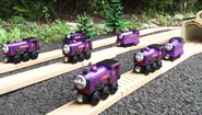 The Culdee Fell Mountain Engines