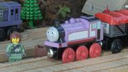 Rosie at Sodor Logging Co.