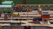Knapford Station and Yard