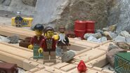 The Blue Mountain Quarry Foreman Twists and Shouts