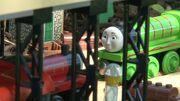 Henry teases James.