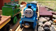 Thomas and Percy yeah