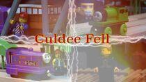 Culdee Fell frame