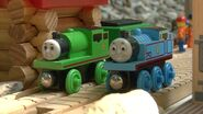 Thomas and Percy were roommates in college
