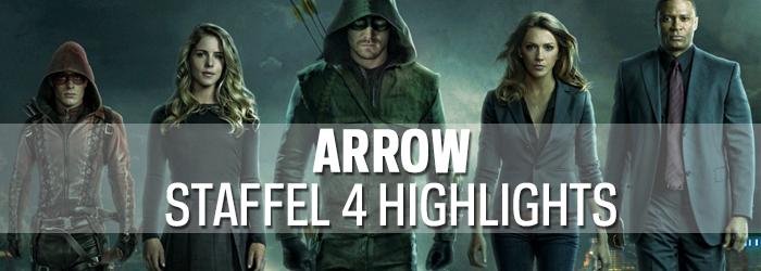 Arrow Staffel 4 Bs