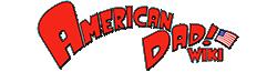 American Dad wordmark