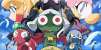Keroro Gunso the Super Movie 3: Keroro vs. Keroro Great Sky Duel!