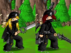Ninja Gear and Hood