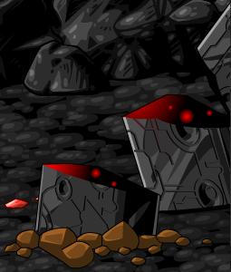 Cosmic Monolith sliced