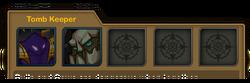Tomb Keeper Rare