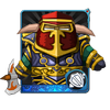 Barrel Bull (R) Card